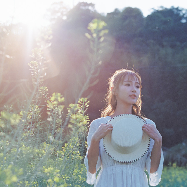 grass-nature-happiness-woman-outdoors picture material