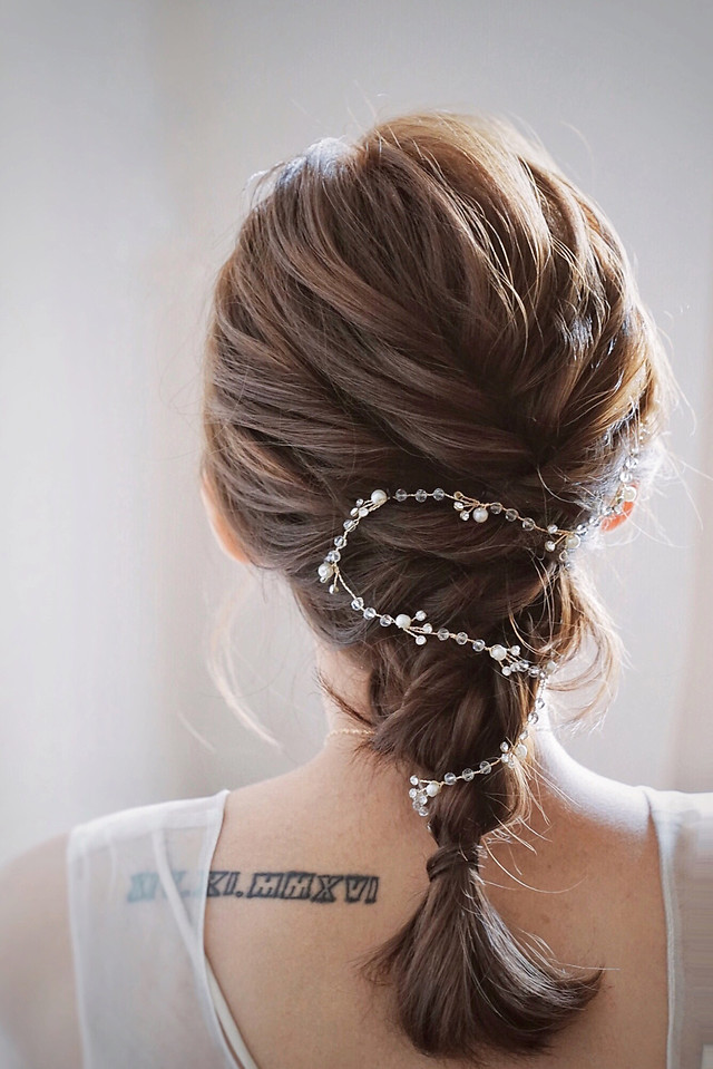 woman-fashion-hair-glamour-girl picture material