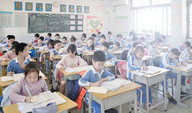 classroom-education-school-class-child picture material