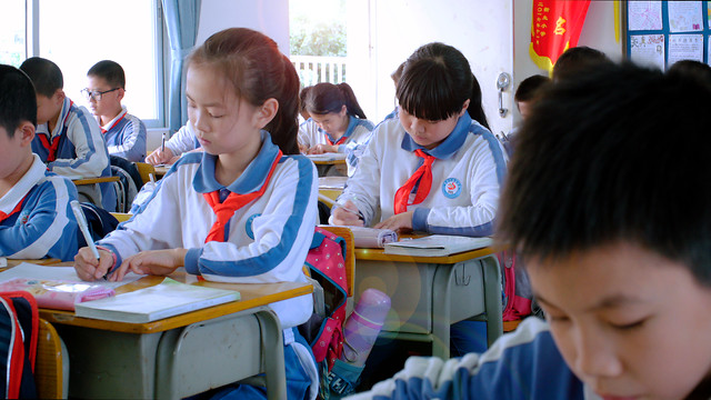 education-child-classroom-school-people picture material