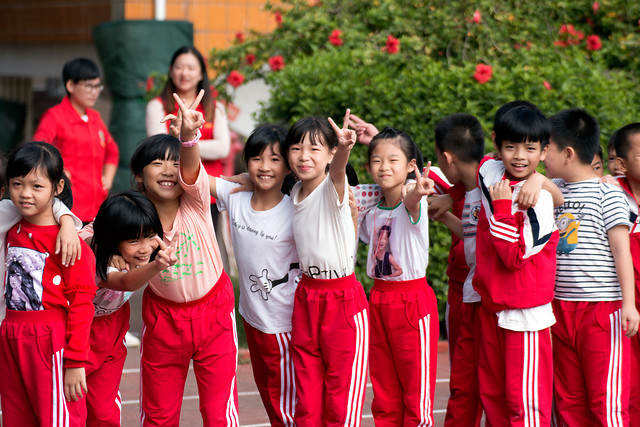 child-red-people-celebration-social-group picture material