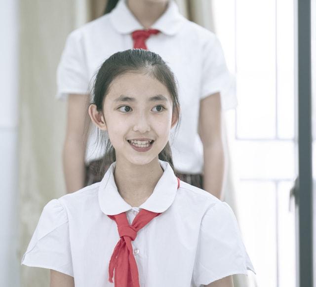 chorus-training-primary-school-skin-uniform picture material