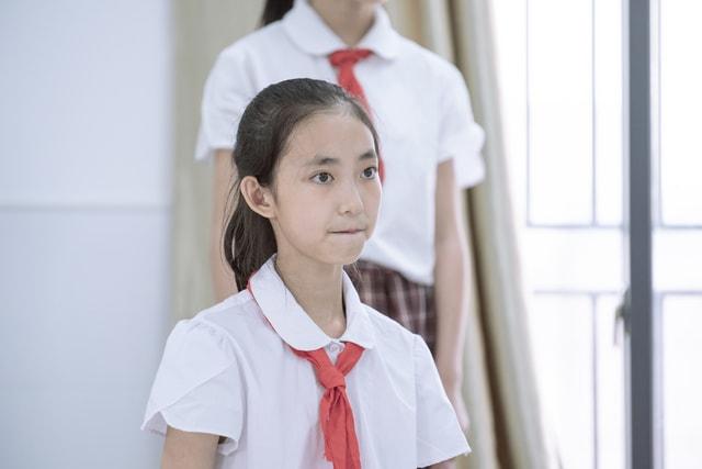 chorus-training-shenzhen-uniform-skin picture material