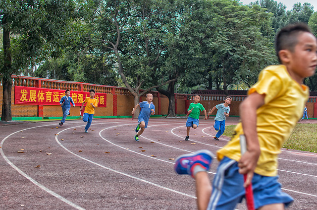 sports-people-competition-runner-child picture material