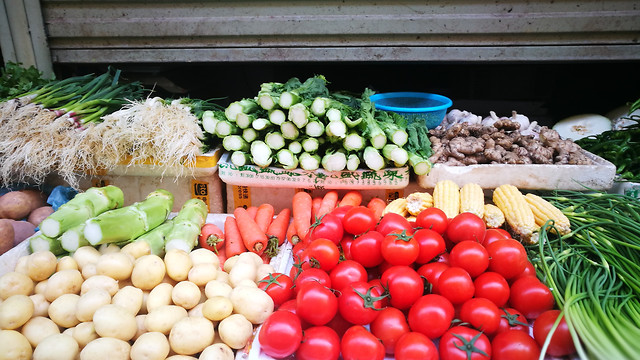 vegetable-market-natural-foods-food-produce 图片素材