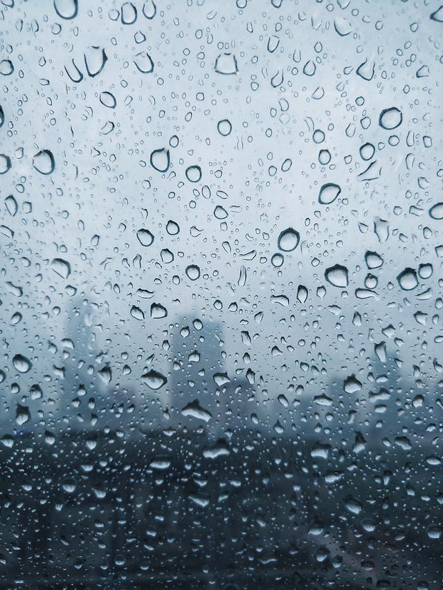 rain-wet-droplet-bubble picture material