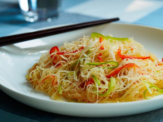 家常菜:炒土豆丝 图片素材