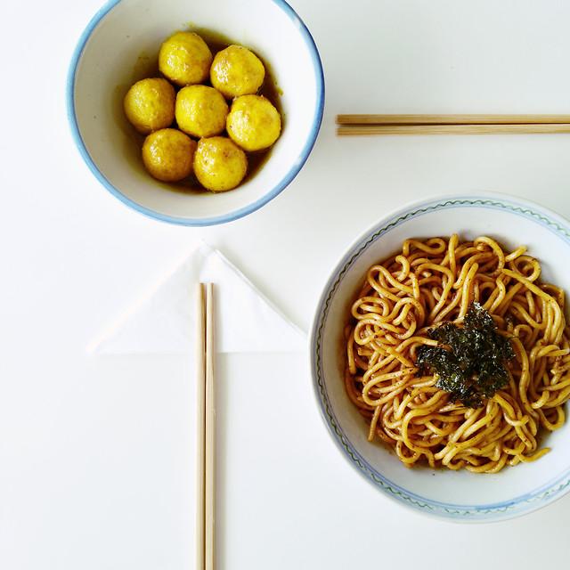 dish-food-cuisine-spaghetti-dinner 图片素材