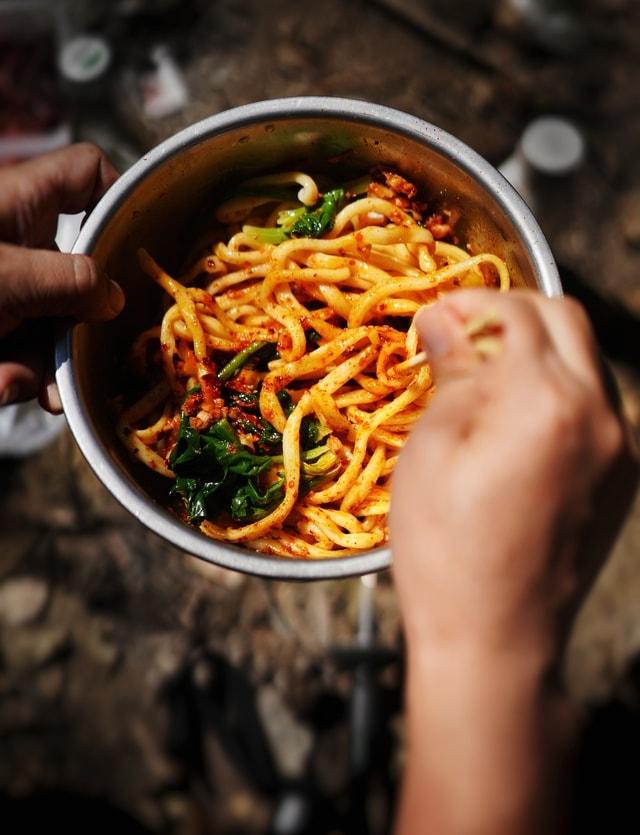 food-dish-spaghetti-cuisine-meal 图片素材