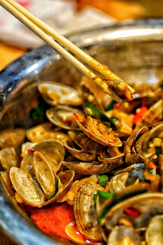 food-seafood-no-person-shellfish-cooking 图片素材
