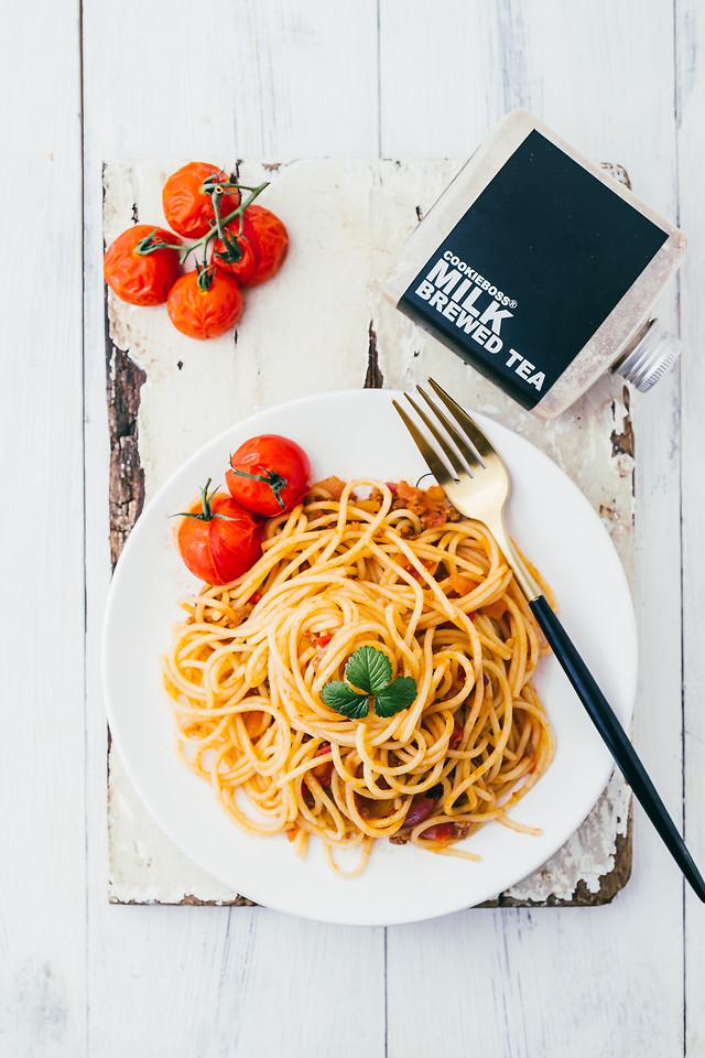 food-pasta-spaghetti-dinner-cooking 图片素材