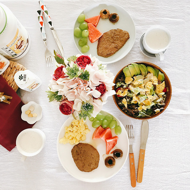 food-meal-breakfast-no-person-plate 图片素材