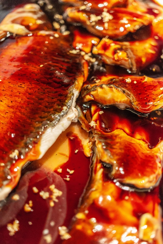 delicious-vinegar-fish 图片素材