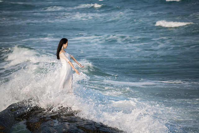 water-ocean-sea-surf-wave picture material