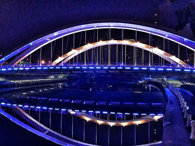 architecture-bridge-modern-transportation-system-city picture material
