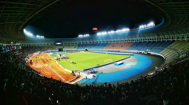 stadium-sport-venue-competition-soccer-football picture material