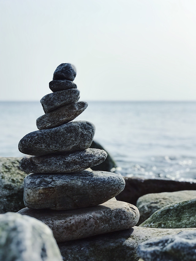zen-stability-balance-meditation-rock picture material
