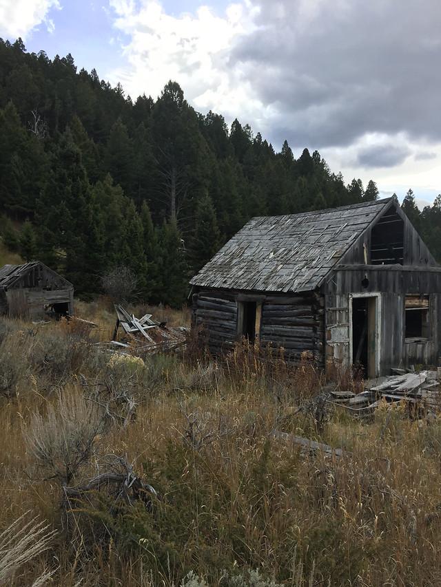 house-farm-no-person-barn-landscape 图片素材