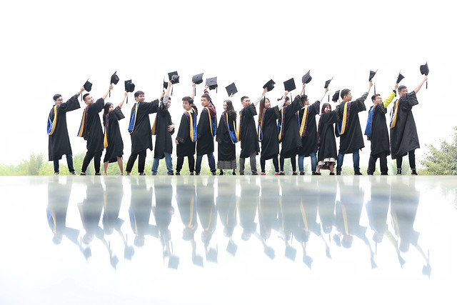 organization-graduation-photo-man-cooperation-people picture material