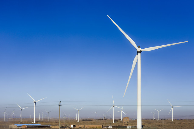 wind-electricity-windmill-turbine-power picture material