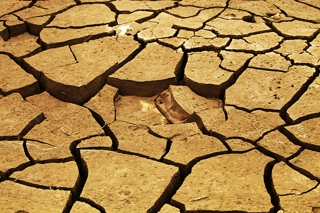 drought-desert-arid-wasteland-ground picture material