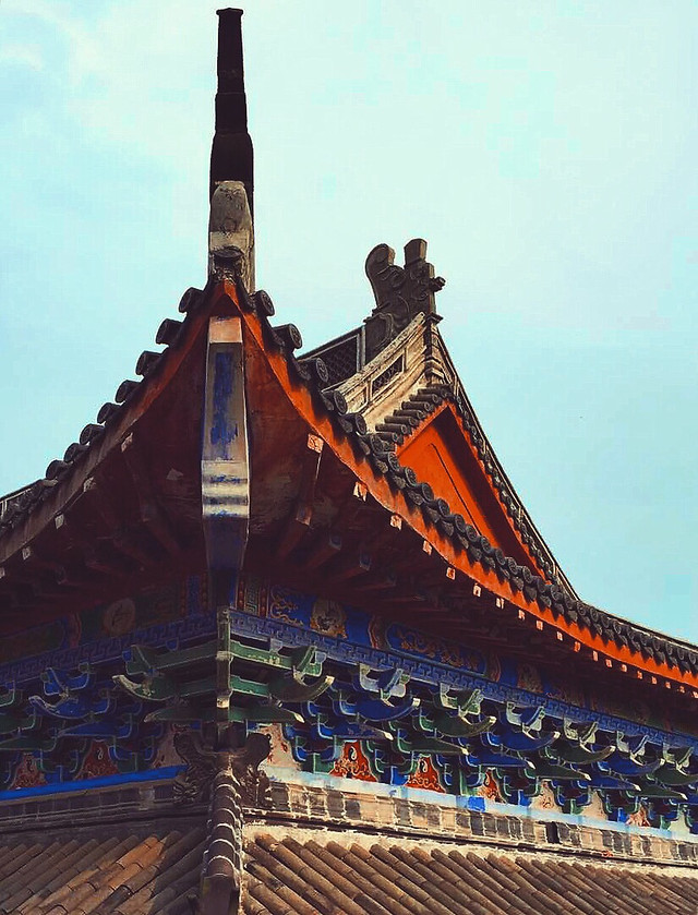 temple-roof-pagoda-architecture-castle picture material