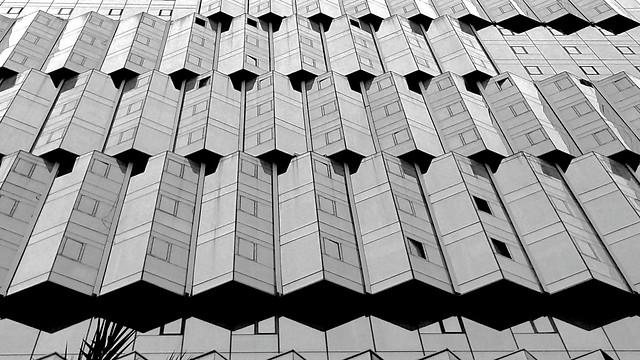architecture-no-person-black-black-white-design picture material