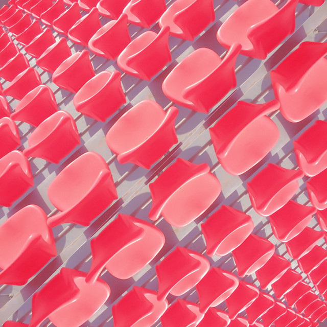 stadium-red-no-person-pattern-desktop picture material