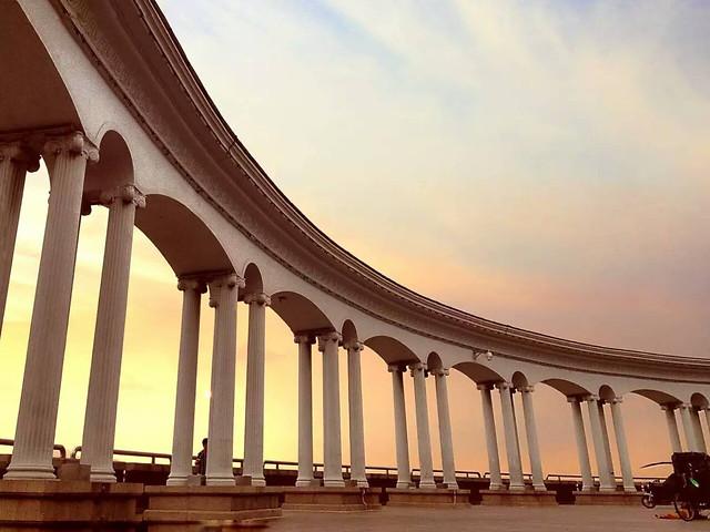 architecture-no-person-travel-column-building 图片素材