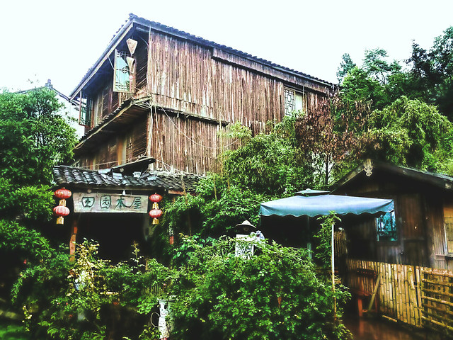 wood-house-wooden-building-architecture 图片素材