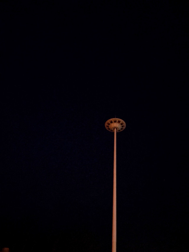 no-person-moon-dark-one-light picture material