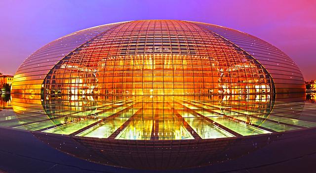 modern-light-architecture-futuristic-city picture material