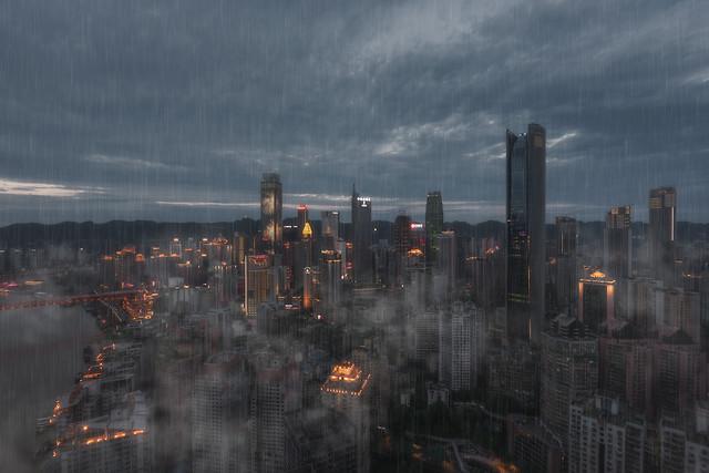 city-pollution-no-person-smoke-architecture picture material