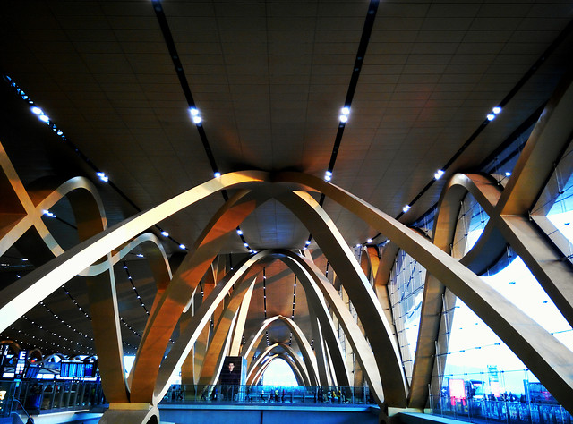 airport-light-travel-city-transportation-system picture material