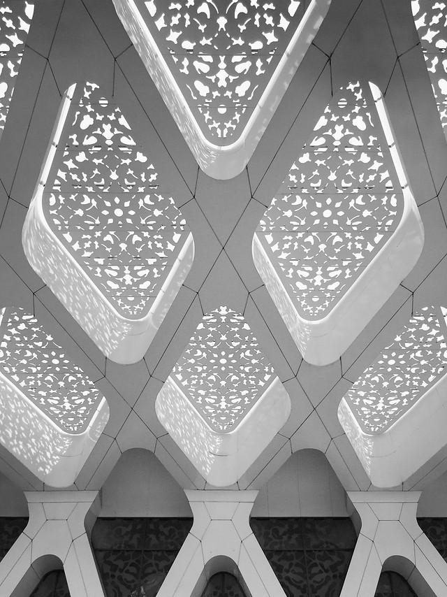 architecture-art-design-decoration-black-white picture material