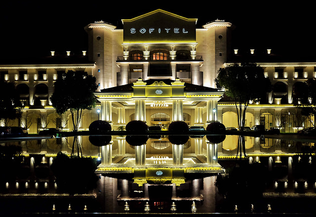 illuminated-architecture-travel-city-no-person picture material