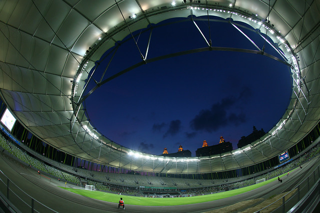 no-person-sport-venue-architecture-light-stadium picture material