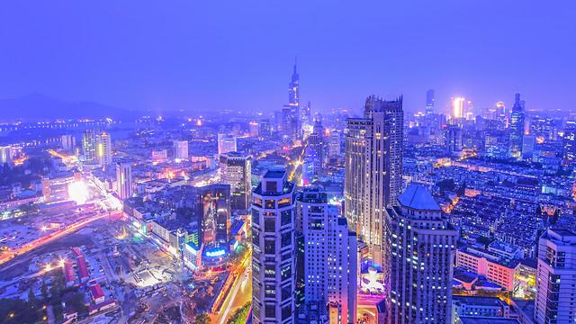 city-cityscape-skyscraper-skyline-metropolitan-area picture material