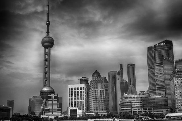 city-architecture-skyscraper-skyline-downtown picture material