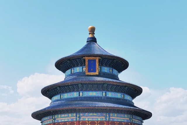 temple-of-heaven-hall-of-prayer-mobile-photography-ditan-park-building picture material