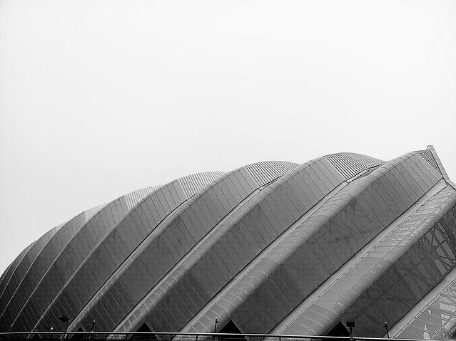 architecture-city-monochrome-modern-building picture material