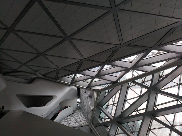 airport-modern-ceiling-window-architecture picture material
