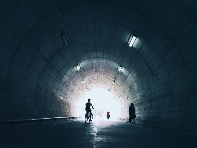 tunnel-subway-system-light-no-person-people picture material