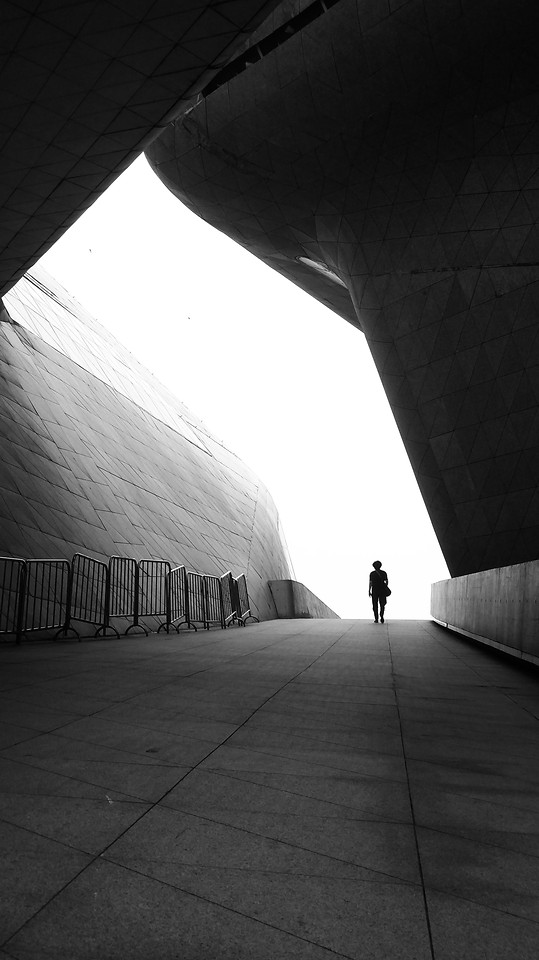 monochrome-architecture-city-black-and-white-no-person 图片素材