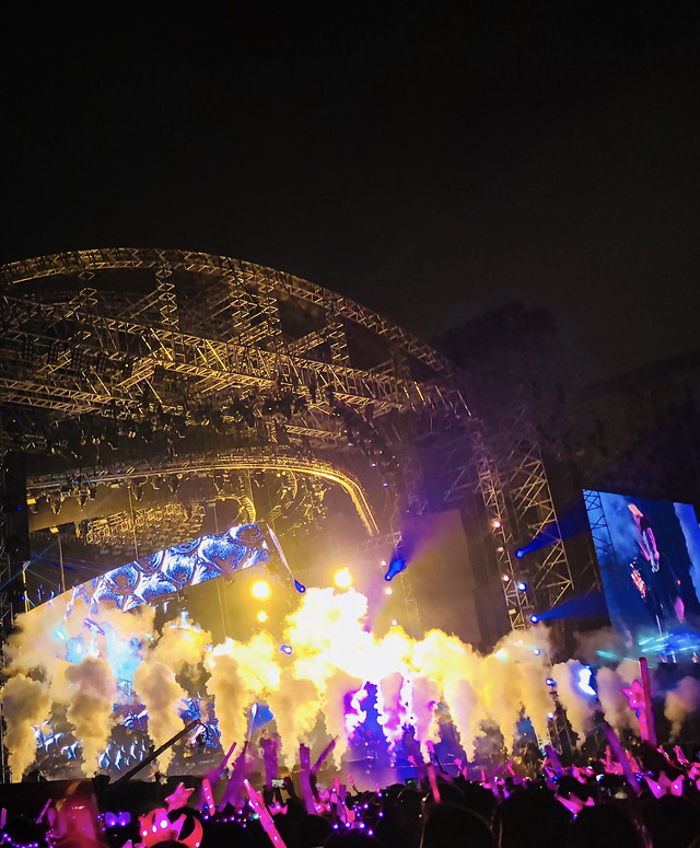festival-music-concert-light-performance picture material