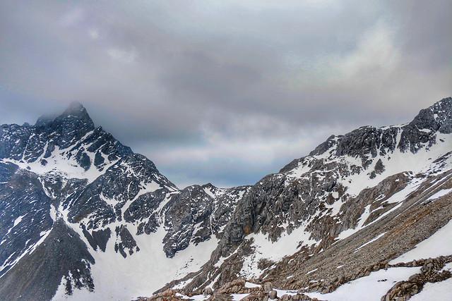玉龙雪山 图片素材