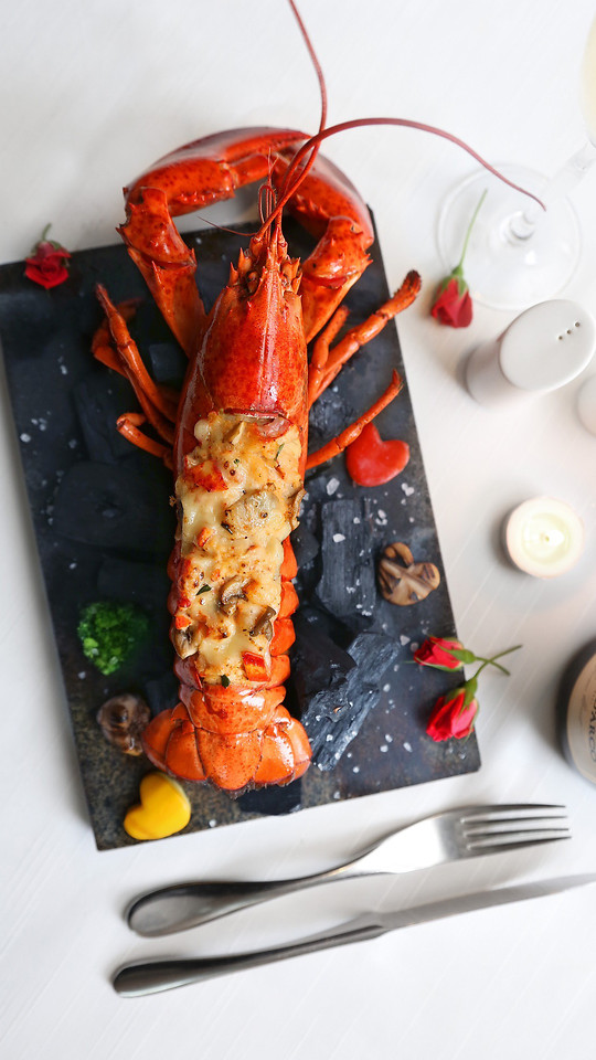 food-seafood-restaurant-no-person-dinner 图片素材