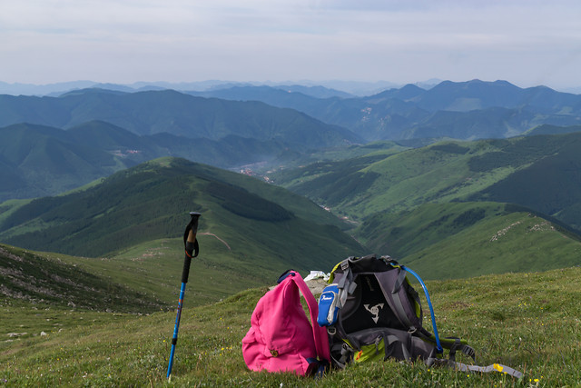 mountain-hike-landscape-mountainous-landforms-travel picture material