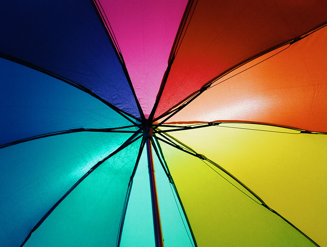 umbrella-abstract-rain-art-wallpaper picture material