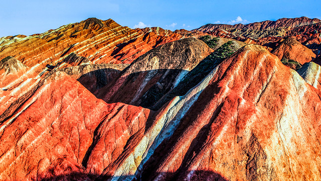 landscape-nature-rock-geology-badlands picture material